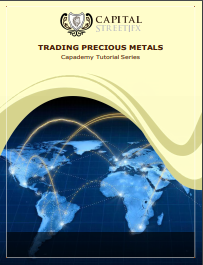INTRODUCTION TO TRADING PRECIOUS METALS